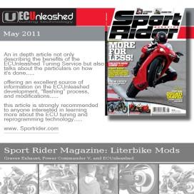 Sports Rider Magazine May Issue