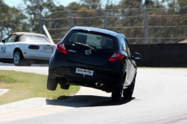 Mazda 2 At Eastern Creek Sydney Motor Sport Park