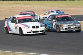 BMW 3 Series @ Wakefield Park